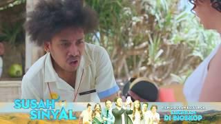 Download lagu offisial tailer full SUSAH SINYAL   Lobang Pantat