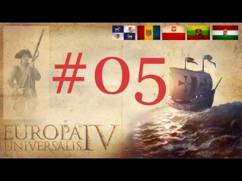 CZ Europa Universalis IV (+6 Expansions) Pt.5 - Polsko