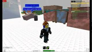 Roblox Roleplay As A Hobo Review!