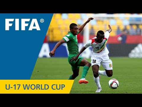 FINAL Highlights: Mali v. Nigeria - FIFA U17 World Cup Chile 2015