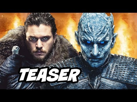 Game Of Thrones Season 8 Iron Throne Teaser Easter Eggs Breakdown