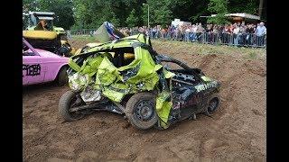 Crazy Car Crash Bentelo 2-7-2017