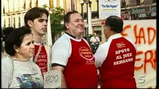 Francisco Serrano Castro un juez valiente