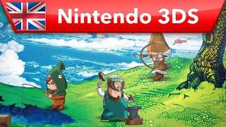 Fantasy Life - Overview Trailer (Nintendo 3DS)