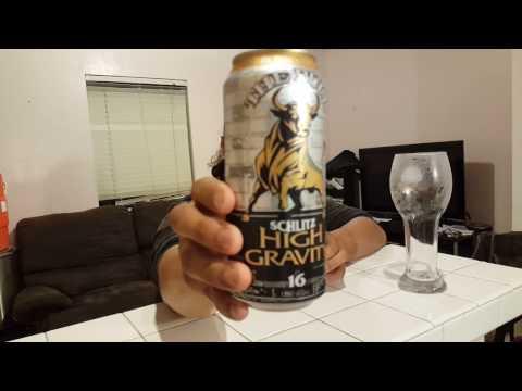 thebroodood - THE BULL Schlitz High Gravity - Beer Reviews