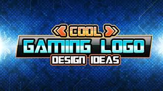 Cool Gaming Logo Design Ideas