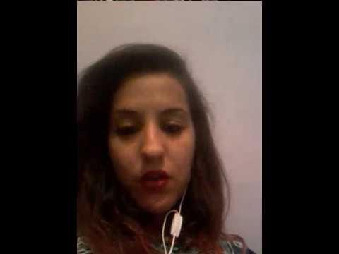 Arab webcam girl