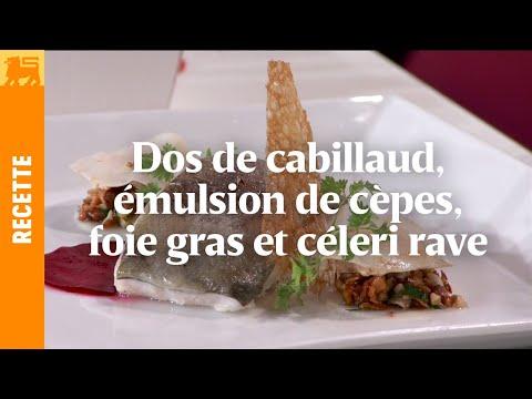 Biggest Cooking Event - Dos de Cabillaud d'Yves Mattagne