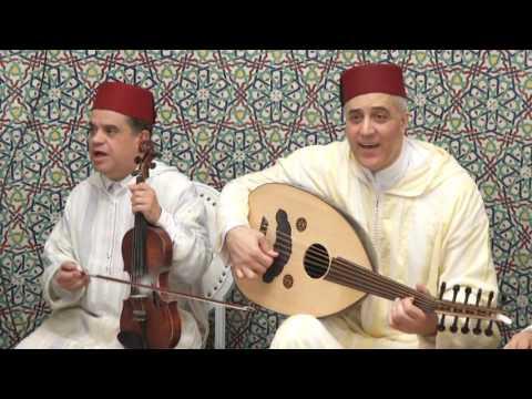 10 Omar Metioui - Ensemble Rawafid - Intégrale De Nuba Isbihan 10 /16 -fin Btayhi -Darj Al-Isbihan