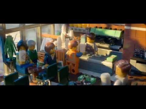 Alt er super duper! ''The Lego Movie''
