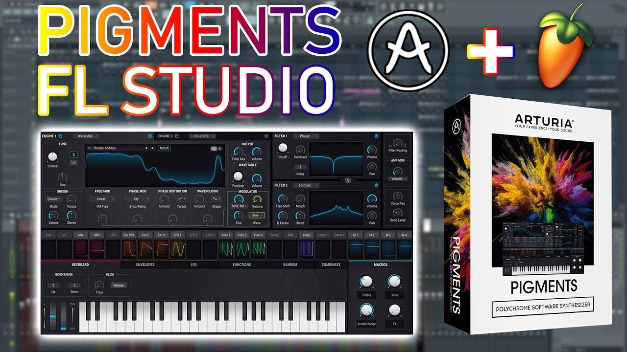 TUTO FL STUDIO - COMPOSER AVEC PIGMENTS - How To Make Beats Blog