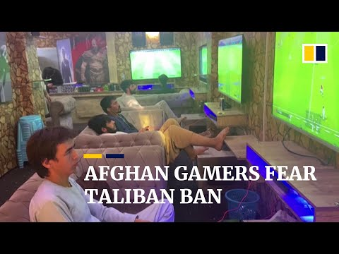 'What will we do if they close the game cafe?', Afghanistan's Gen Z gamers fear Taliban crackdown
