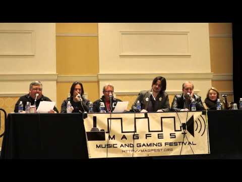 MAGfest 12 (2014): Voice-A-Palooza panel
