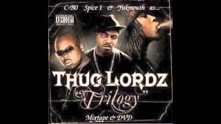 C-Bo - Favorite Gangsta - Thug Lordz - Trilogy - [C-Bo, Spice 1 & Yukmouth]
