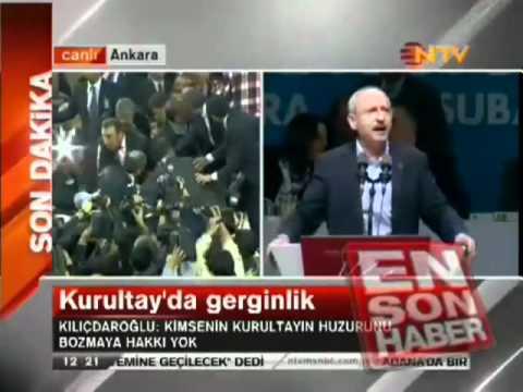 Kemal Kılıçdaroğlu-analarının sütünden emdiği sütü memelerinden