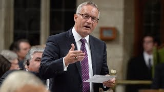 Longtime Tory MP refuses role in Scheer's shadow cabinet
