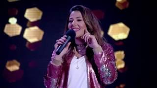 """دنيا سمير غانم تغني مع شيماء سيف """" باب الحياه """""""