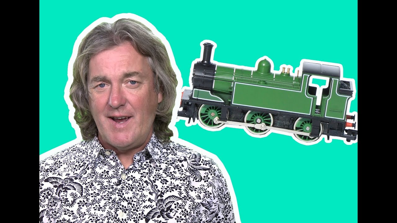 Image result for james may train uphill