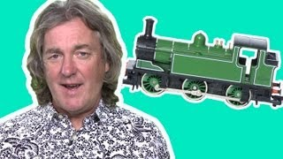 Why Can\'t Trains Go Uphill? | James May\'s Q&A | Earth Lab
