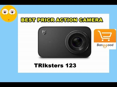 THE BEST BUDGET 4K ACTION CAMERA IN THE MARKET