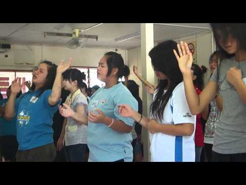 Mengalirlah kuasa Roh Kudus