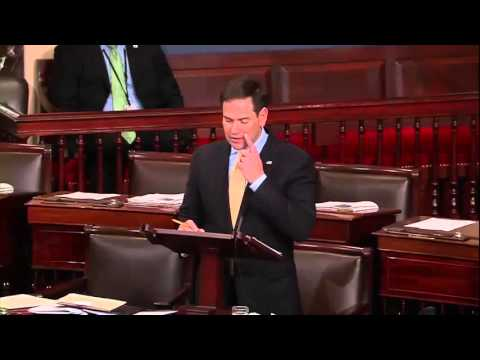 Rubio Delivers Floor Speech To Honor Bay Of Pigs Veterans