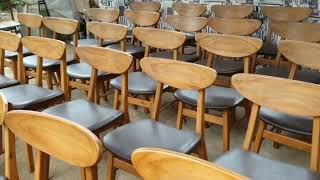Produsen Kursi Cafe Jepara Kayu Jati Wa: 082345673158