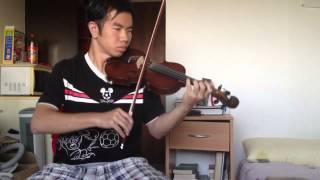 Chưa từng thuộc về nhau - Violin cover by Kaiser VK