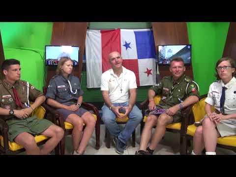 Scout Polacos En Bocas del Toro