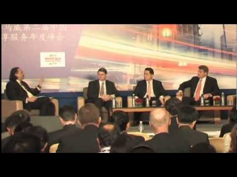 KPMG-China Shared Services-2011-Panel-Business Case for MNCs SSC in China-Edge Zarrella