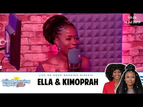 Ex BBNaija 2019 Housemates Ella & Kimoprah Discuss Perception, Relationships And Future Plans