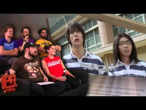 Prison School Live-Action Trailer!