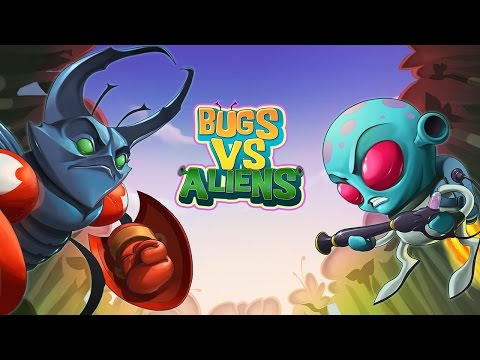 Bugs vs. Aliens - Universal - HD Gameplay Trailer