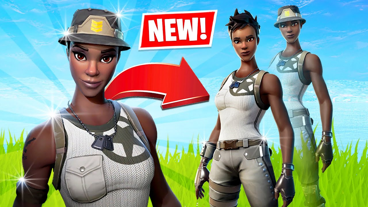 NEW UPDATE!! Recon Expert New Style! (Fortnite Battle Royale)