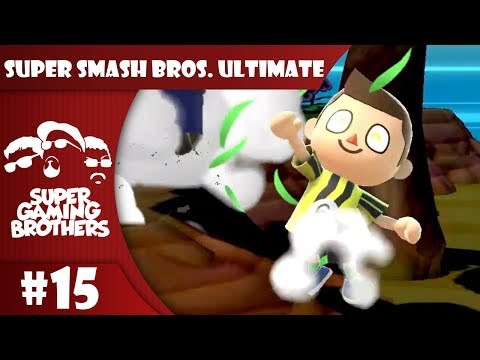 SGB Play: Super Smash Bros. Ultimate - Part 15 thumbnail