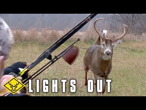 LIGHTS OUT | 5 yards and CHARGING…