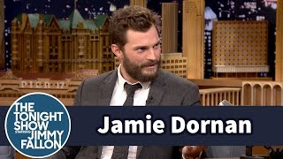 Jamie Dornan Bathes with Don Rickles