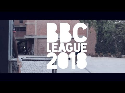 BBC LEAGUE | 2018 | ITS ON. | NATIONAL INSTITUTE OF DESIGN |