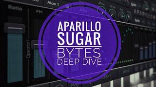 Aparillo (Sugar Bytes) Synth for iOS / Desktop (Detailed & Accessible 1 Hour Tutorial Walkthrough)