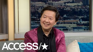 Ken Jeong Reveals Bradley Cooper Supported Him & His Wife During Her Cancer Battle | Access