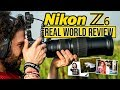 - Nikon Z6 Real World Review vs Sony a7 III vs Canon EOS R: should they be worried?
