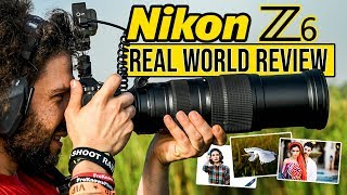 Nikon Z6 Real World Review (vs Sony a7 III vs Canon EOS R: should they be worried?)