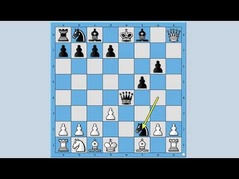 Stari dobri šah -  NN vs GRECO  - Latvijski  gambit # 1192