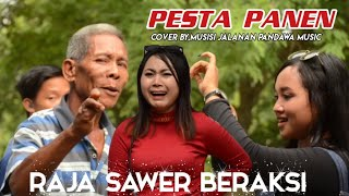 DANGDUT KOPLO NOSTRALGIA PESTA PANEN COVER PANDAWA MUSIC