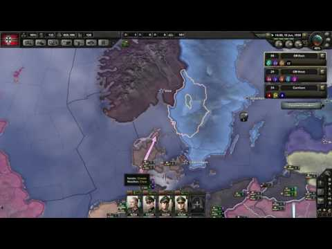 Hearts Of Iron 4 : 1.1 : Germany Redux : Part 5 : Post Munich
