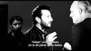 César doit mourir des frères Taviani - Extrait 1