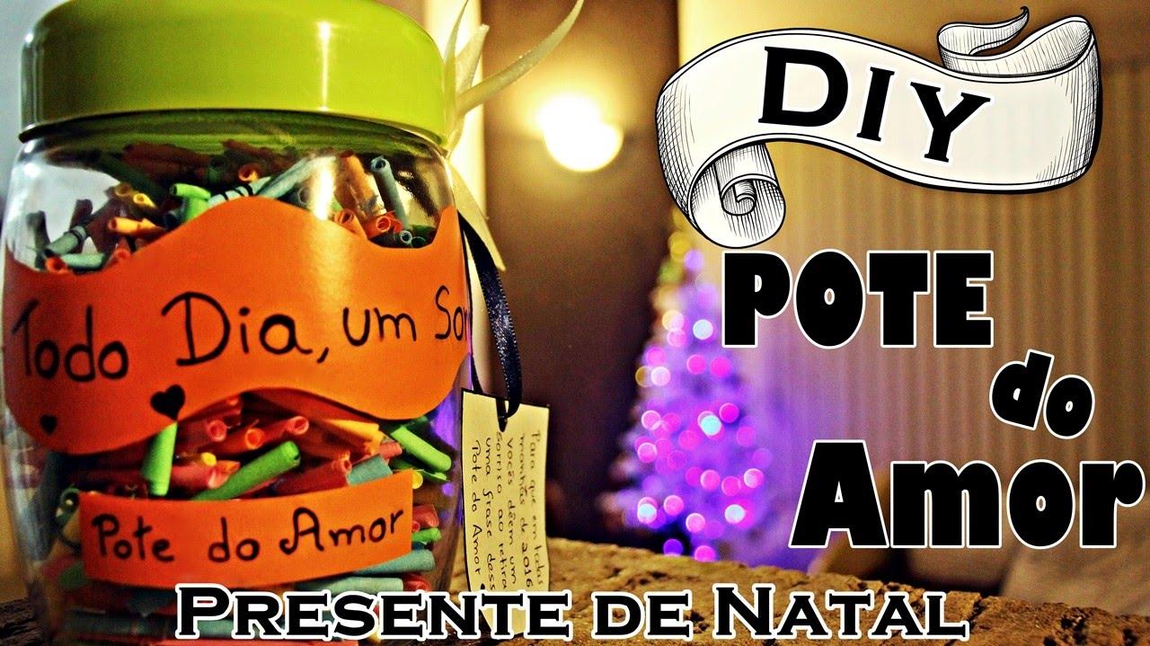 Diy Pote Do Amor 365 Dias Presente Para Alguém Especial Fernanda