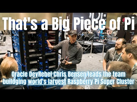 Building Of Super Pi