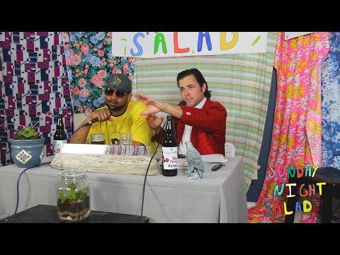 Sunday Night Salad -- Season 3 -- Ep. 5 ft. Bobby's Oar
