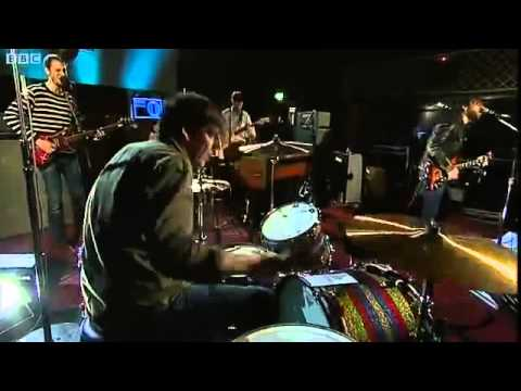 The Black Keys BBC Radio 1 Live Lounge Zane Lowe 2012